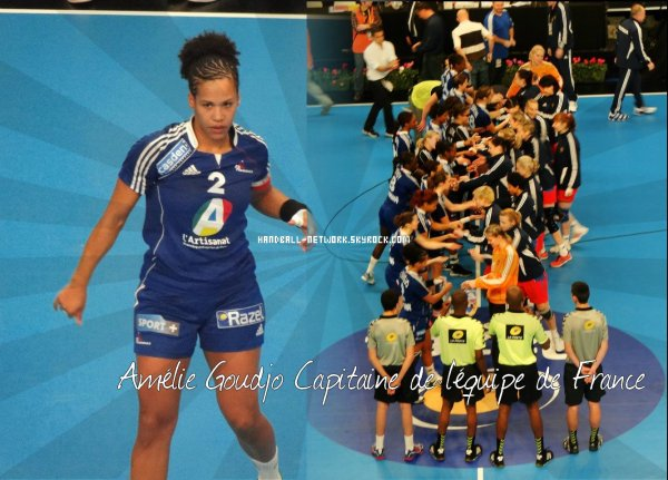 Equipe de France Féminine pour le Mondiale au Brésil ; Présentation