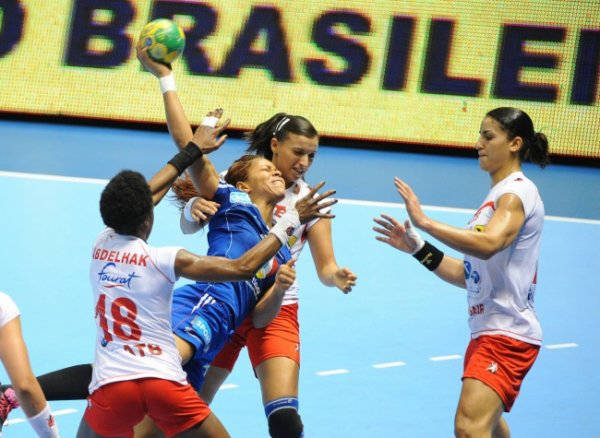 France 25-17 Tunisie