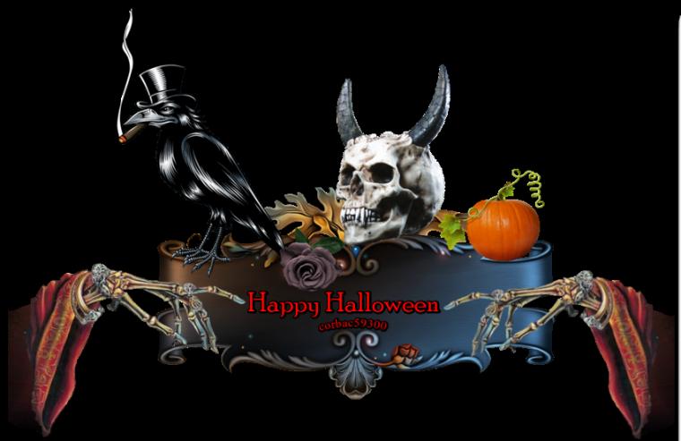 (h) Happy Halloween (h)