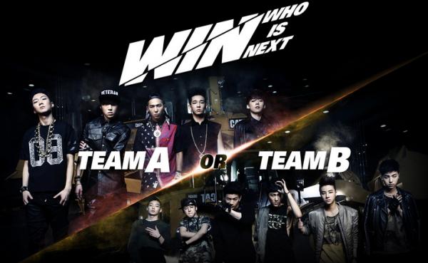 """Quel groupe choisir entre """"Team A """" ou bien """"Team b """" ??????????????? <3"""