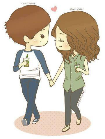 Louis & Eléanor.