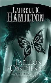 Anita Blake t9: Papillon d'Obsidienne