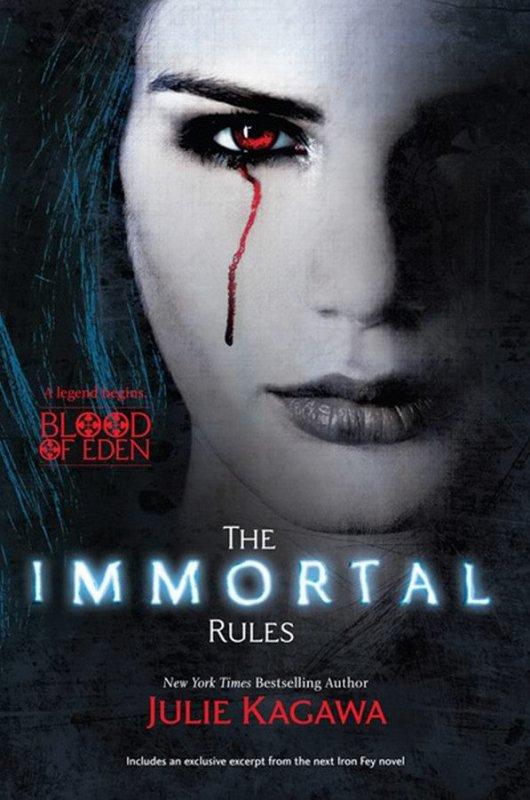 Blood of Eden t1: Je suis une immortelle