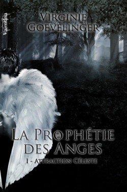 Présentation de La prophétie des anges de Virginie Goevelinger