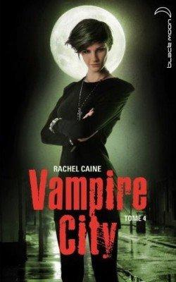 Vampire City t4 : La fête des fous