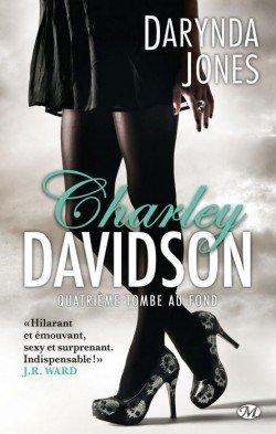 Charley Davidson t4: Quatrième tombe au fond