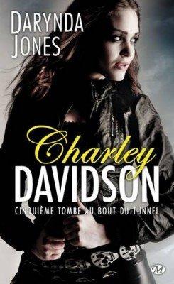 Charley Davidson t5: Cinquième tombe au bout du tunnel