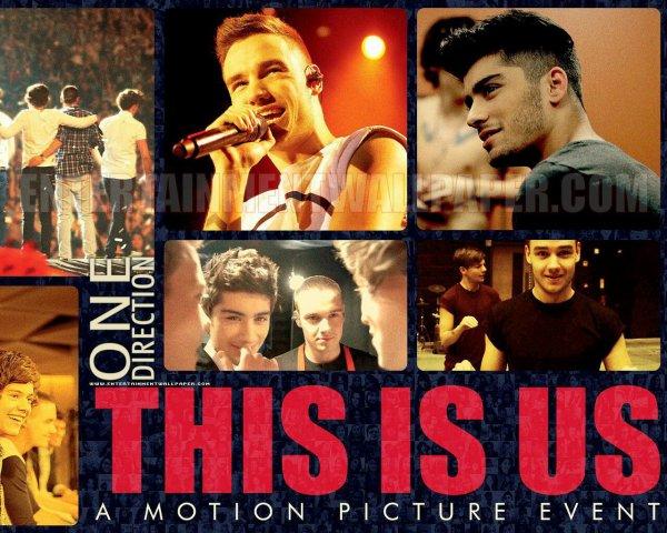 This Is Us : le film à aller voir pour les Directioner