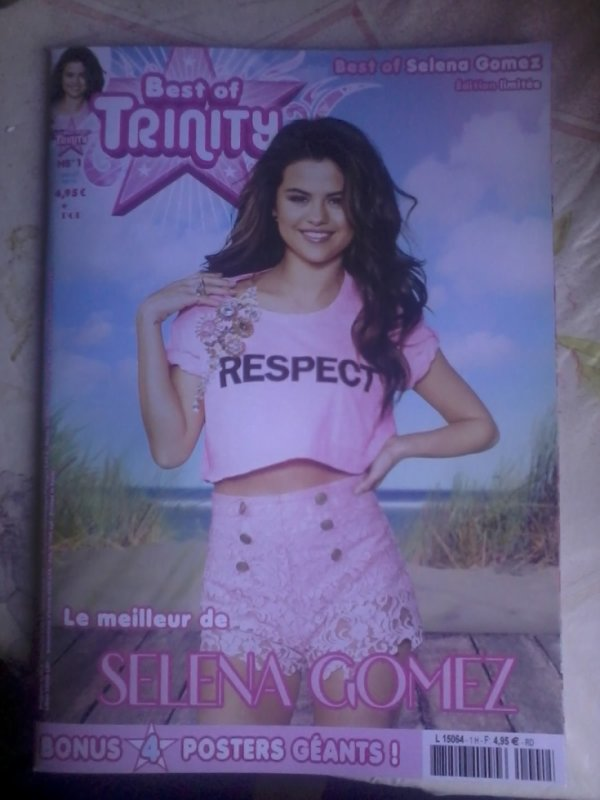 NOUVEAU MAG DANS MA COLLECTION SELLY