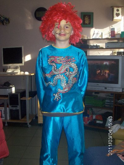 Les enfants ont fêté le carnaval ce vendredi ...