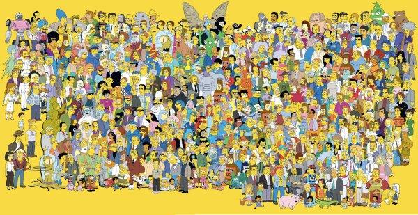 Les simpsons et votre personnalité ;)