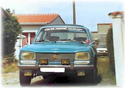 ma deuxieme voiture