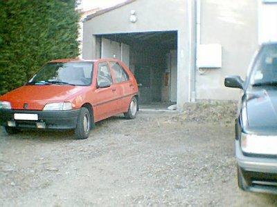 la voiture de lolo