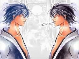 Kyo et Kyoshiro Mibu
