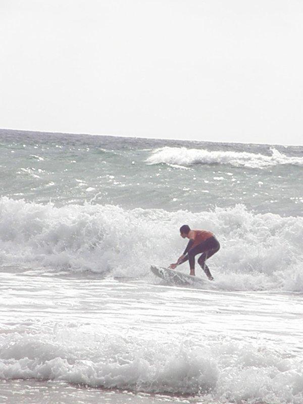Le surf plus qu'un sport une passion pur