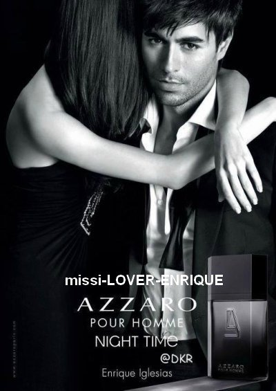 New Azzaro Pour Homme Night Time Campaign