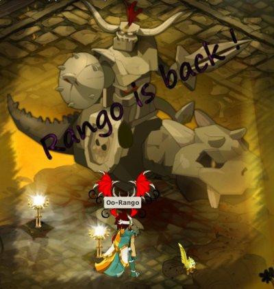 Le come back !