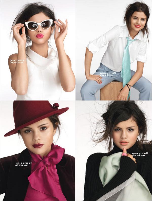 Selena posant pour le magazine Glamour & voici 2 nouvelles photos personnelles _____Qu'en penses-tu ? Tu aimes ?