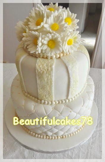 PIECE MONTEE MARIAGE - WEDDING CAKE