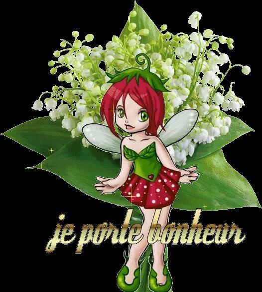 Tres bon 1 er Mai a tous mes ami(e)s.!!!!!!! ;)