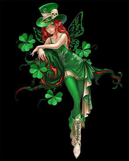 Tres bonne St Patrick a tous et toutes ;)