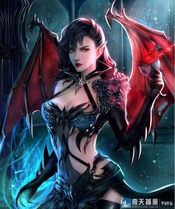 Demone sexy ;)