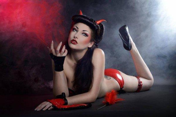 Jolie demone ;)