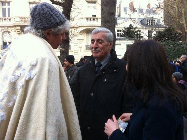 manif pour l'azawad paris 16 fevrier 2013