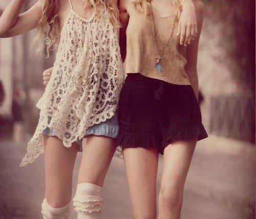 l'amour et l'amitié..