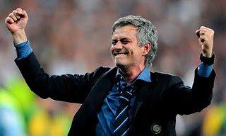 Mourinho l'homme qui a tout gagné avec l'inter de milan
