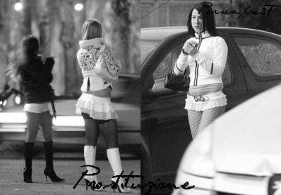 Urliamo no alla prostituzione!