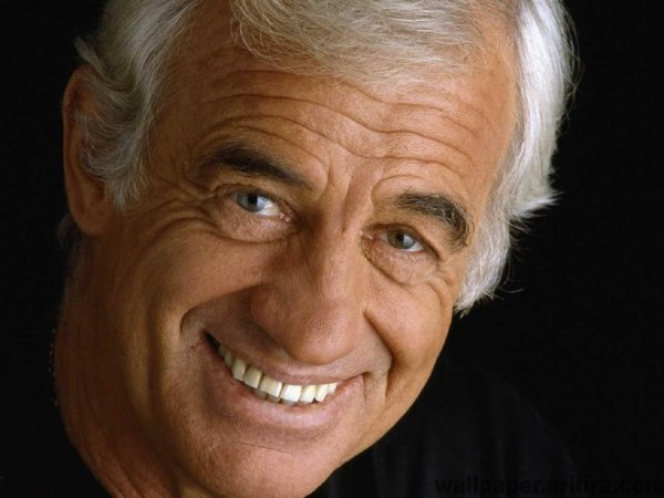 biographie de jean paul  belmondo