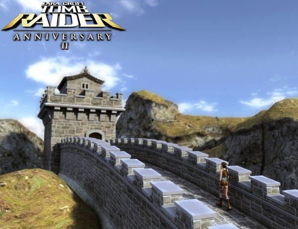 Tomb Raider Anniversary II