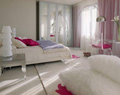 Grand Belle Chambre Pour Fille !!