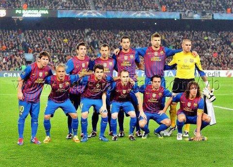 FC.BARCELONE
