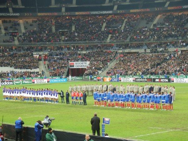 France-Samoa (Novembre 2012)
