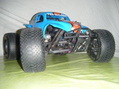 Mon SAVAGE X passer XL(chassis prosavage)