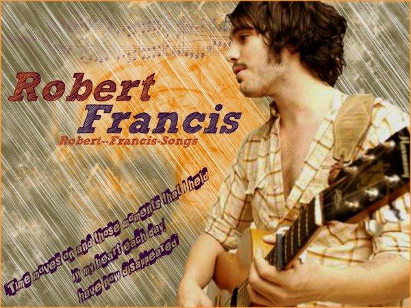 Robert Francis - Interview du 23/07/2010