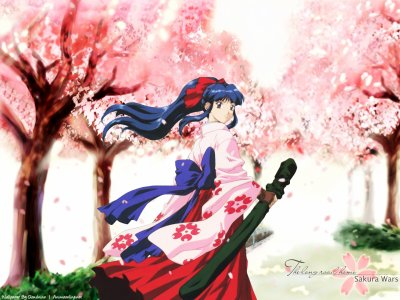 """""""Sakura Wars"""" par les studios de Visual Bandaï"""