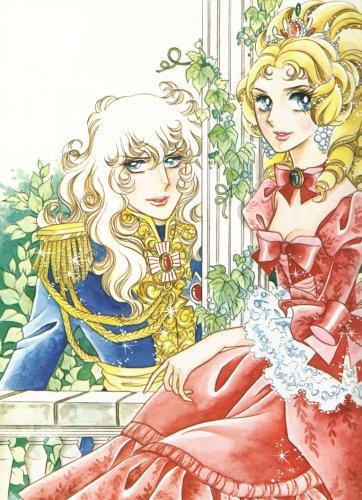 """""""Lady Oscar"""" de Ryoko Ikeda"""