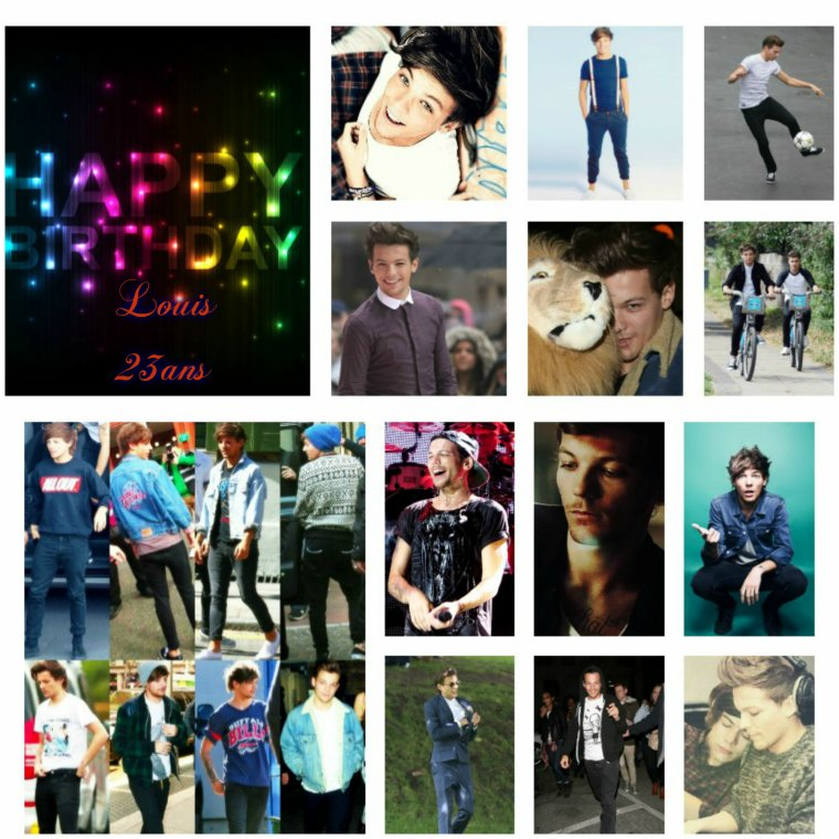 HAPPY BIRTHDAY LOUIS <3