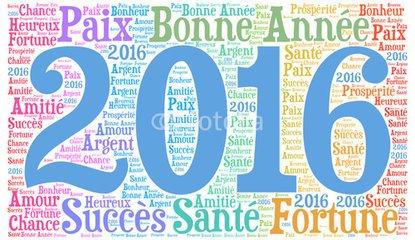 Les News (Like Rendu) + Mes voeux pour l'année 2016