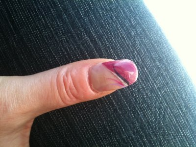 j ai testé le vernis permanent ongle d or
