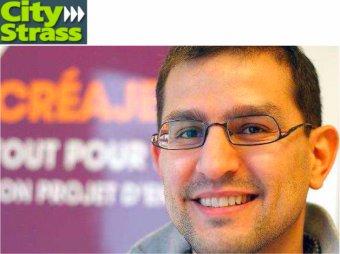 Rencontre avec Rachid Abidi, responsable du site CréaJeunes de Strasbourg