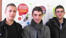 Mehdi, Jean-Vincent et Kevin ont lancé Aquitaine Détection Services !