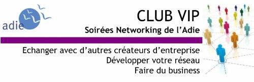 1e soirée Networking d'Adie Paris !