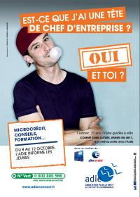 Lancement de la campagne d'information pour les Jeunes !