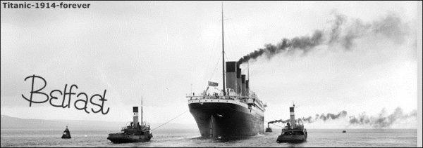 Belfast, la ville du Titanic!