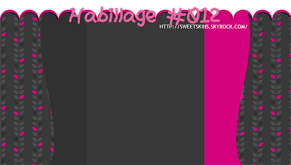 *♦◊ Groupe d'habillage 2