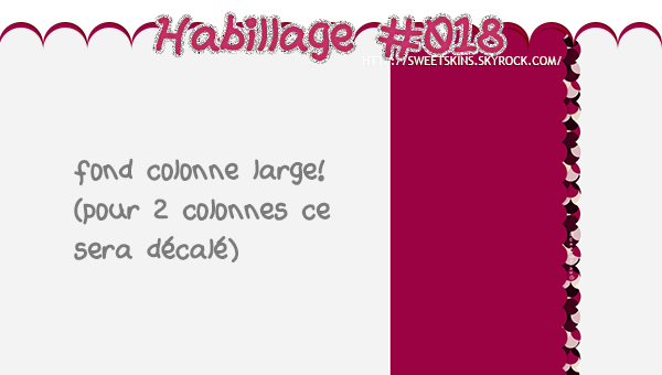 *♦◊ Groupe d'habillage 3